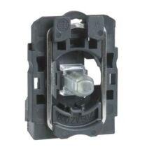 Schneider LED-es jelzőlámpa aljzat 12V, fehér, ZB5AVJ1