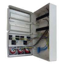 TP Ipari elosztó doboz, szerelt, 3321-111-0001