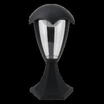 Tracon LED-es kültéri állólámpa parapet falra, GARP8W