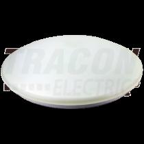 Tracon Beltéri LED mennyezeti lámpa, opál burás, MFS40NW