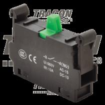 Tracon Érintkező-egység NYG(K)3 sorozathoz NO [NYG3-CE1]