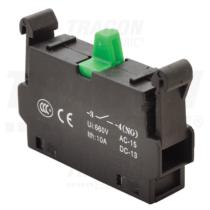 Tracon Érintkező-egység NYG(K)3 sorozathoz NO, NYG3-CE1