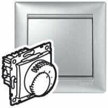 Legrand Valena termosztát alumínium [770226]