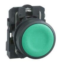 Schneider Electric Komplett nyomógomb, zöld [XB5AA31]