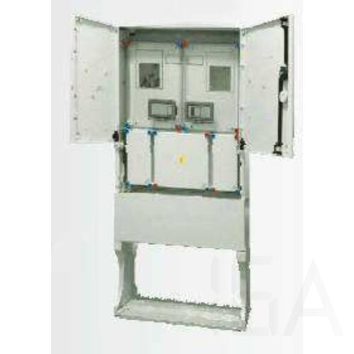 Hensel HB33K0FFEM Szabadtéri mérőszekrény Elműs terűletre 2x3 fázisú