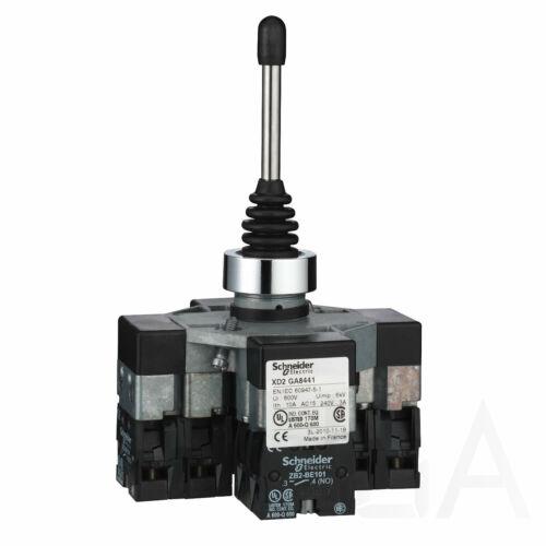 Schneider Harmony XD2 Joystick kapcsoló, 4 állású, átm:22, XD2GA84117