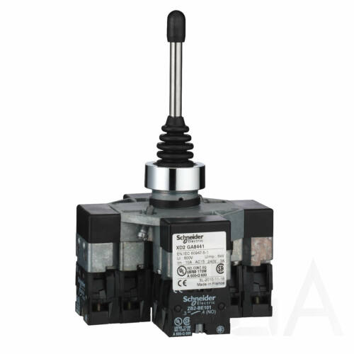 Schneider Harmony XD2 Joystick kapcsoló, 4 irányú 2Z irányonként, XD2GA84517