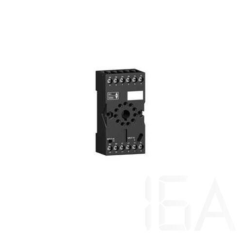 Schneider Aljzat RUZ - vegyes érintk. - 10A - < 250 V -csatlakozó -reléhez RXM2.., RUMC3.. , RUZC3M