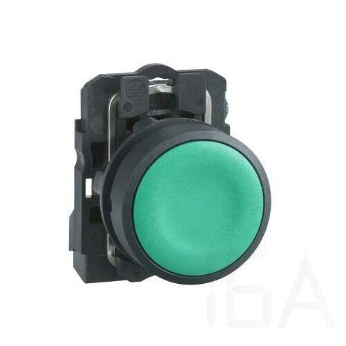 Schneider nyomógomb, zöld, XB5AA31