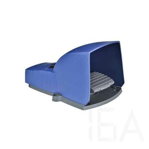 Schneider Lábkapcsoló IP66, műanyag, kék, 1 NC + 1 NO, 1 lépés, XPEB310