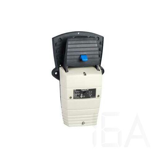 Schneider Lábkapcsoló IP66, műanyag, szürke, 1NC+1NO, 1 lépés, XPEG810