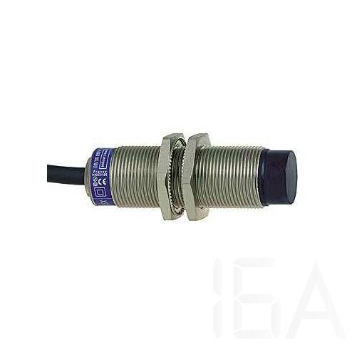 Schneider Induktív érz. XS6 M18 - L 60 mm - réz - Sn 12 mm - 12..48 V DC - 2 m-es kábel, XS618B4PAL2