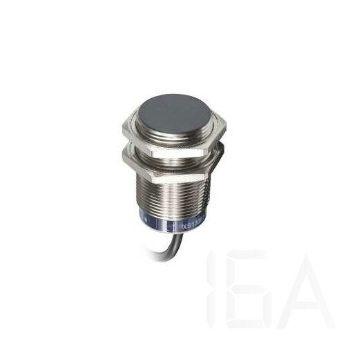 Schneider Induktív érzékelő, M30, é.táv.:15mm, NC, XS630B1MBL2