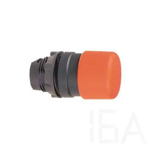 Schneider, gombfej, átm:30 mm piros, ZB5AC44