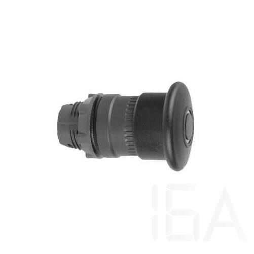 Schneider Vészgombfej, fekete, ZB5AT2