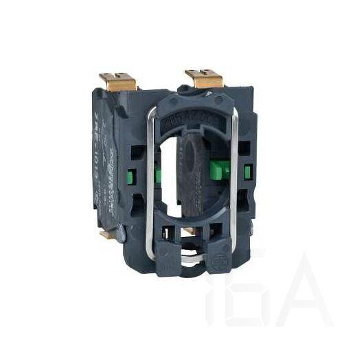 Schneider 2NO érintkező rögzítőkerettel, ZB5AZ1033
