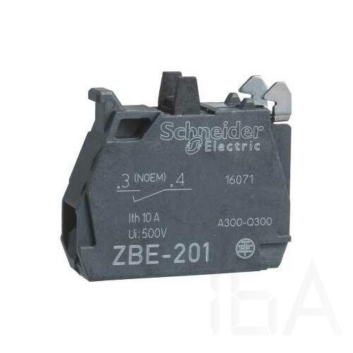 Schneider Érintkezőblokk, 1NO, ZBE1016P