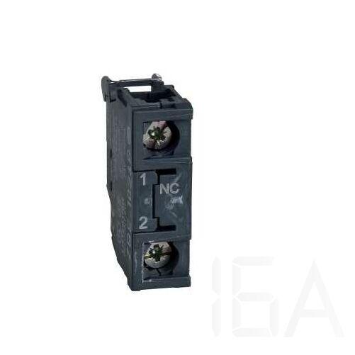 Schneider Speciális érintkezőblokk, 1NO, ZBE1026