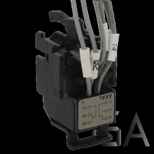 Tracon Hibajelző/segédérintkező MKM2 megszakítókhoz, MKM-AXAL250