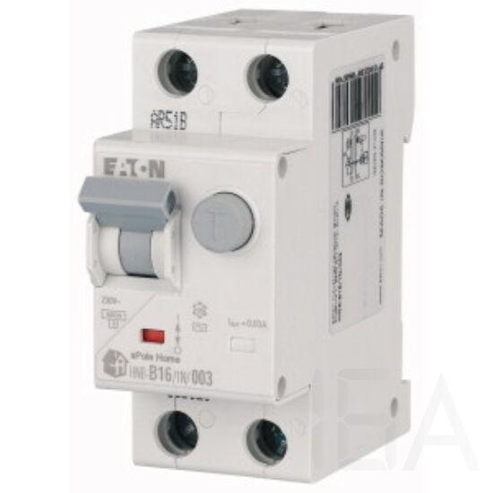 EATON HNB-C25/1N/003-A  xPole Home kombinált áram-védőkapcsoló 6kA, 1P+N, 25A, C jelleggörbe, 30mA, A típus [195141]