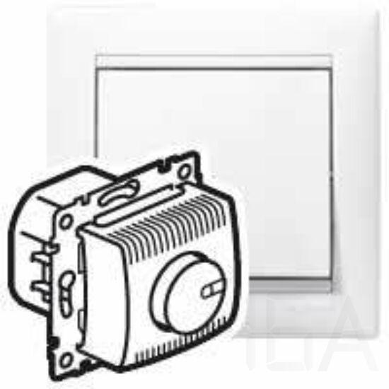 Legrand, 770060, szerelvény, Legrand Valena forgatógombos fényerőszabályzó 100-1000W izzó- és halogénlámpához, fehér [770060], KAPCSOLÓK/Süllyesztett kapcsolócsaládok/VALENA kapcsolócsalád - Legrand