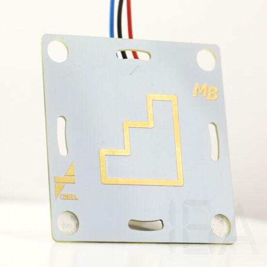 Material Button láthatatlan kapcsoló - rezgésérzékelő kapcsoló [CSMB-SEI-01]