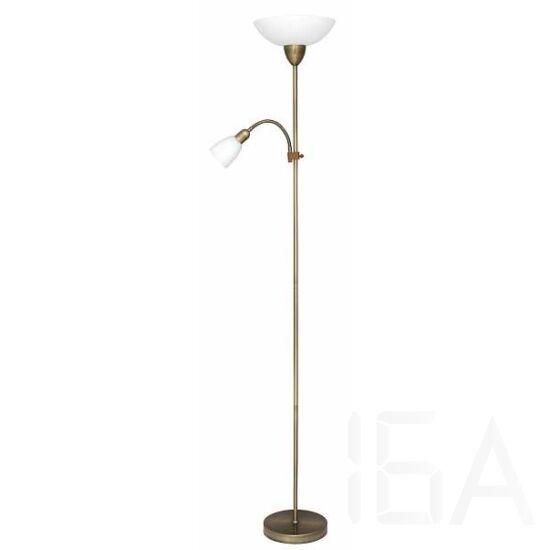 Rábalux, 4068, lámpatest, Rábalux 4068 Diana állólámpa olvasókarral, H172cm,