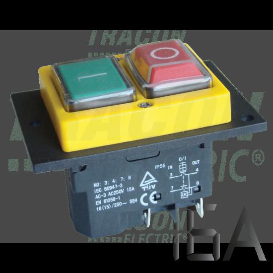 Tracon Relés biztonsági kapcsoló [SSTM-02]
