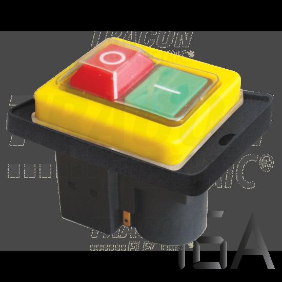 Tracon Relés biztonsági kapcsoló [SSTM-327]